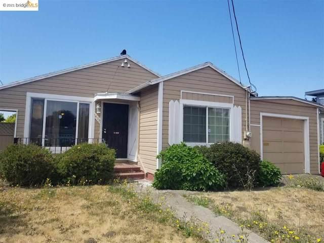 1433 Carlson Blvd, Richmond, CA 94804 (#40960459) :: Swanson Real Estate Team | Keller Williams Tri-Valley Realty