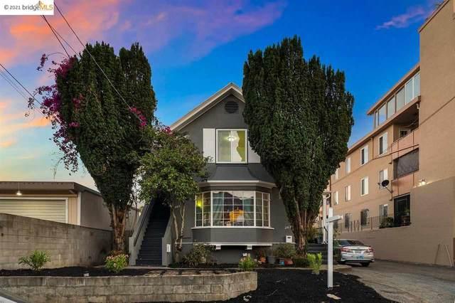 2631 Pleasant Street, Oakland, CA 94602 (#40960463) :: Swanson Real Estate Team   Keller Williams Tri-Valley Realty