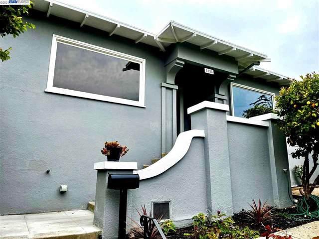5858 Lawton Ave, Oakland, CA 94618 (#40960479) :: Blue Line Property Group
