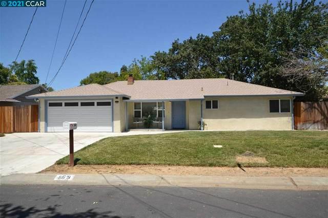 169 Agnes, Pleasant Hill, CA 94523 (#40960484) :: Excel Fine Homes