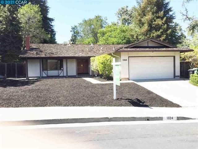 1324 Ramsay Circle, Walnut Creek, CA 94597 (#40960491) :: Swanson Real Estate Team | Keller Williams Tri-Valley Realty