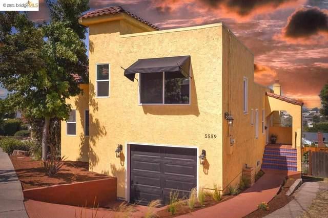 5559 Macdonald Ave, El Cerrito, CA 94530 (#40960493) :: MPT Property