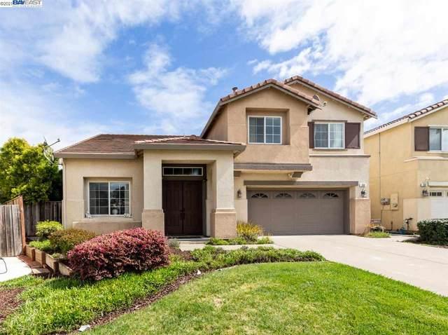 334 Hawk Ridge Dr, Richmond, CA 94806 (#40960506) :: Realty World Property Network