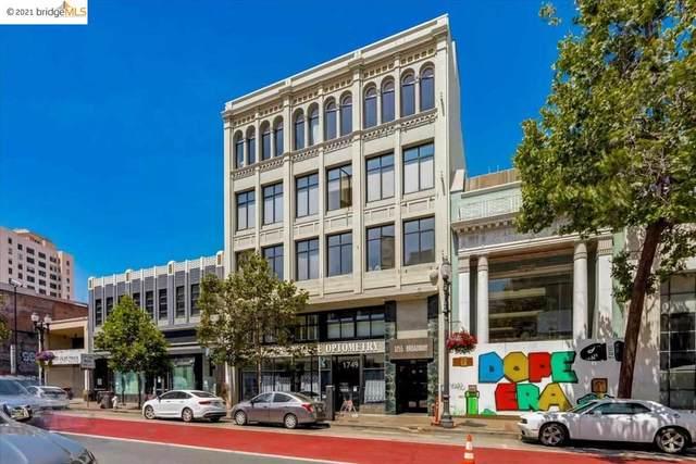 1755 Broadway #51, Oakland, CA 94612 (#40960513) :: Realty World Property Network