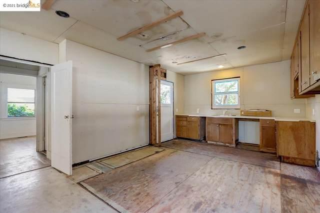 415 Colusa Ave, Kensington, CA 94707 (#40960517) :: MPT Property