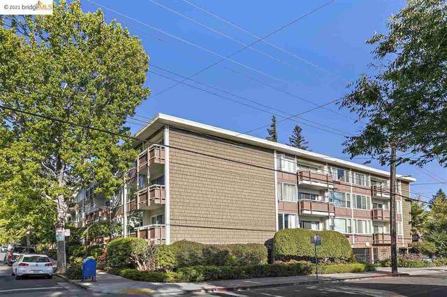 2601 College Ave #306, Berkeley, CA 94704 (#40960542) :: Swanson Real Estate Team | Keller Williams Tri-Valley Realty