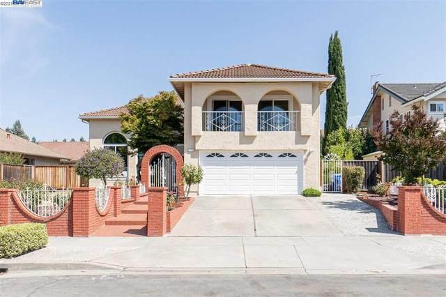510 Ondina Dr, Fremont, CA 94539 (#40960550) :: Real Estate Experts