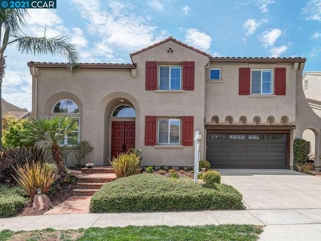 5972 Lantana Way, San Ramon, CA 94582 (#40960560) :: Realty World Property Network