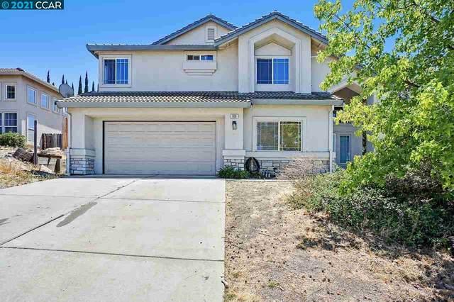 908 Carpinteria Dr, Antioch, CA 94509 (#40960561) :: Excel Fine Homes