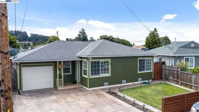 2900 Greenwood Drive, San Pablo, CA 94806 (#40960581) :: Real Estate Experts