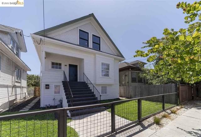 2924 Magnolia St, Oakland, CA 94608 (#40960599) :: Swanson Real Estate Team | Keller Williams Tri-Valley Realty