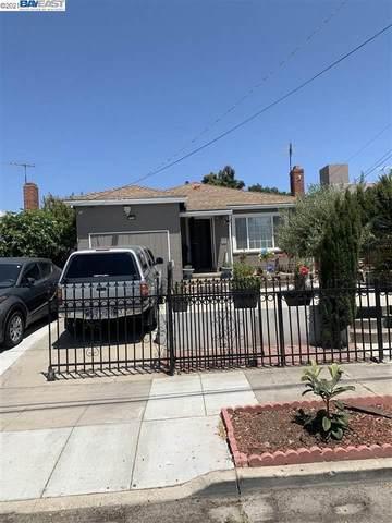 9886 Elmar Ave, Oakland, CA 94603 (#40960627) :: Swanson Real Estate Team   Keller Williams Tri-Valley Realty