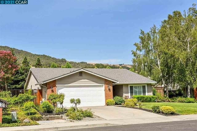 1112 Delta Way, Danville, CA 94526 (#40960635) :: Realty World Property Network