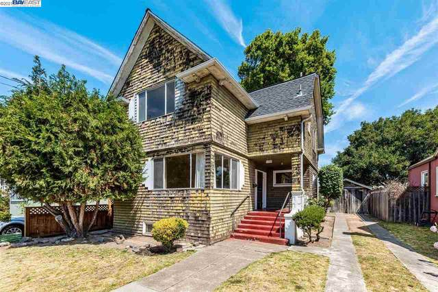 311 Haight Ave., Alameda, CA 94501 (#40960636) :: Swanson Real Estate Team | Keller Williams Tri-Valley Realty