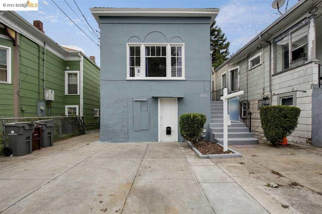 2819 Linden St, Oakland, CA 94608 (#40960641) :: Swanson Real Estate Team | Keller Williams Tri-Valley Realty