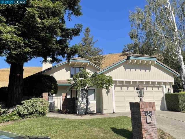 959 Redwood Drive, Danville, CA 94506 (#40960652) :: Swanson Real Estate Team | Keller Williams Tri-Valley Realty