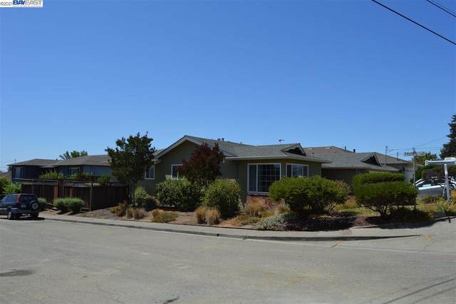 5235 Tyler Ct, Castro Valley, CA 94546 (#40960653) :: Blue Line Property Group
