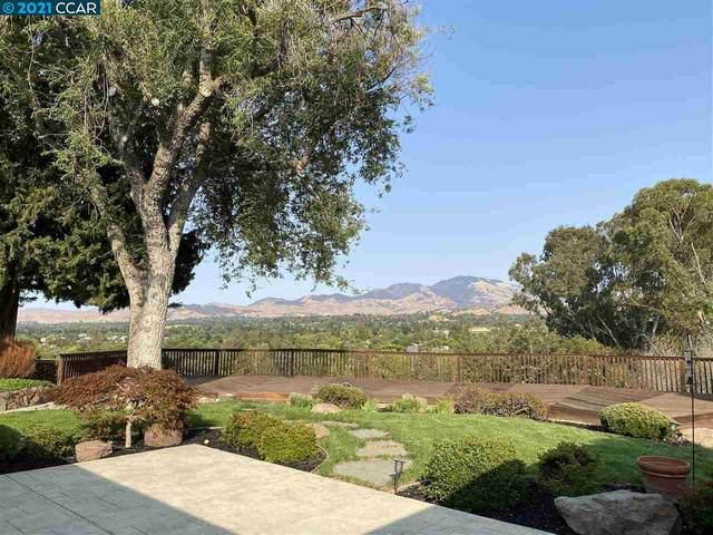 2016 Montclair Circle, Walnut Creek, CA 94597 (#40960660) :: Blue Line Property Group