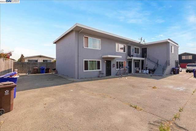 444 S 17th Street, Richmond, CA 94804 (#40960664) :: Swanson Real Estate Team   Keller Williams Tri-Valley Realty