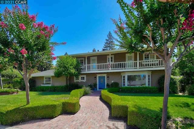 2558 Roundhill Dr, Alamo, CA 94507 (#40960666) :: Swanson Real Estate Team | Keller Williams Tri-Valley Realty