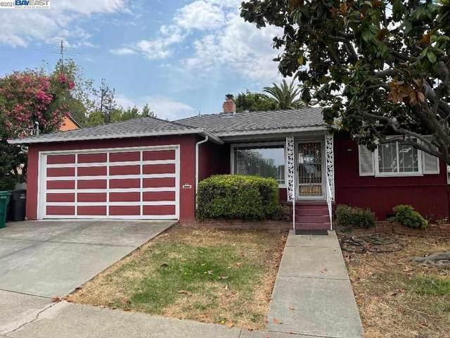 1005 Major Ave, Hayward, CA 94542 (#40960670) :: Excel Fine Homes