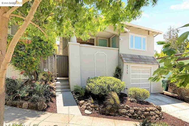 5925 Outlook Ave, Oakland, CA 94605 (#40960671) :: Realty World Property Network