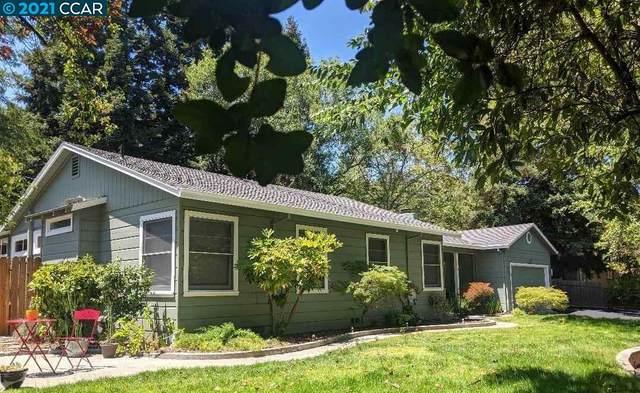 554 Lakewood Cir, Walnut Creek, CA 94598 (#40960676) :: Excel Fine Homes