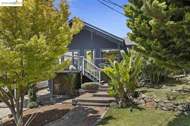 7547 Terrace Dr, El Cerrito, CA 94530 (#40960677) :: MPT Property