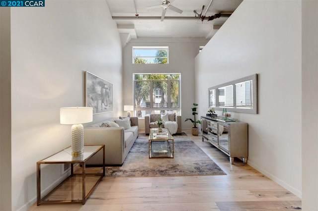 1201 Pine St #331, Oakland, CA 94607 (#40960686) :: Excel Fine Homes