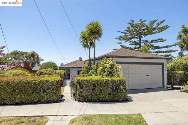 670 Spruce St, Berkeley, CA 94707 (#40960692) :: Armario Homes Real Estate Team