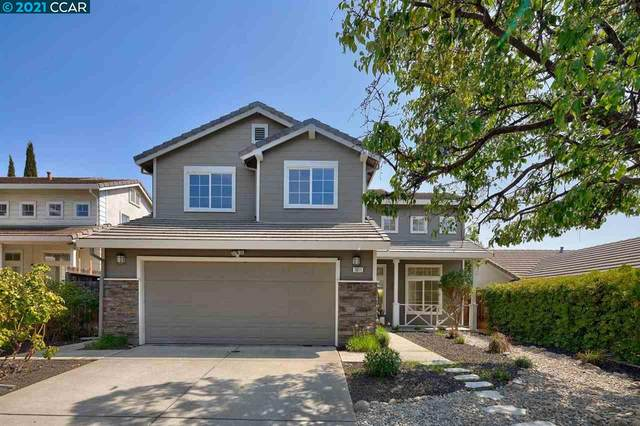 1011 Woodhaven Way, Antioch, CA 94531 (#40960696) :: Blue Line Property Group
