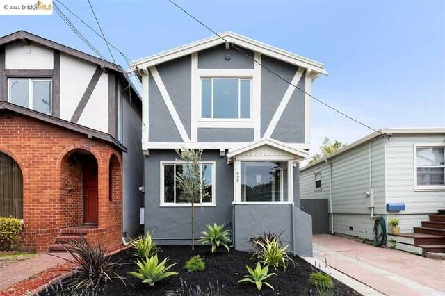 929 Jackson St, Albany, CA 94706 (#40960705) :: MPT Property