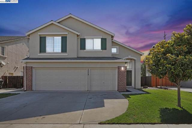2250 Bentley Ln, Tracy, CA 95376 (#40960715) :: Realty World Property Network