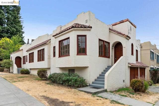 1700 Scenic Ave, Berkeley, CA 94709 (#40960733) :: Swanson Real Estate Team | Keller Williams Tri-Valley Realty
