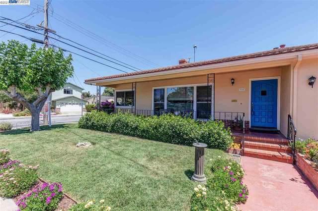 900 Ramona Way, San Leandro, CA 94577 (#40960743) :: Armario Homes Real Estate Team