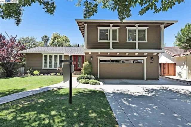 2418 Raven Rd, Pleasanton, CA 94566 (#40960755) :: Armario Homes Real Estate Team