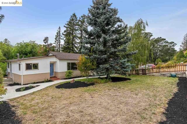 6240 Hillside Drive, El Sobrante, CA 94803 (#40960763) :: Realty World Property Network