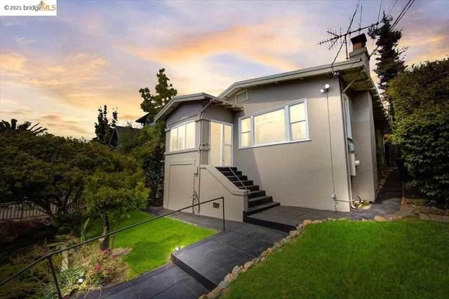 312 Elwood Ave, Oakland, CA 94610 (#40960764) :: Swanson Real Estate Team | Keller Williams Tri-Valley Realty