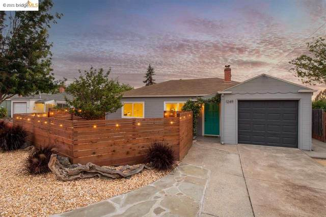 1249 Marin Ave, San Pablo, CA 94806 (#40960777) :: Blue Line Property Group