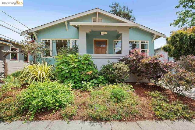 1920 Parker St, Berkeley, CA 94704 (#40960798) :: MPT Property