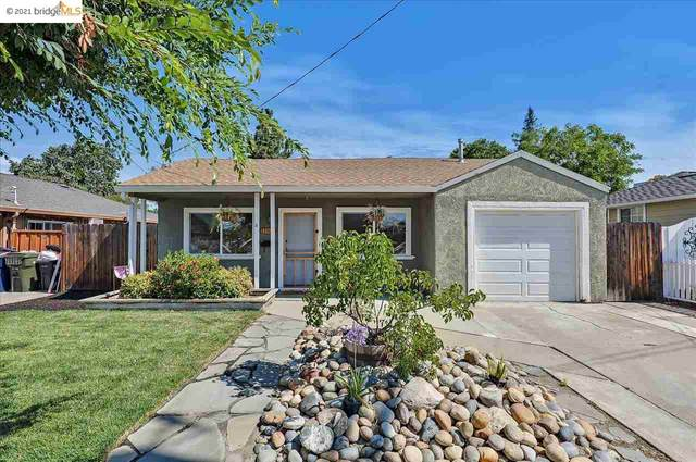 1124 Elm St, Livermore, CA 94551 (#40960804) :: Swanson Real Estate Team | Keller Williams Tri-Valley Realty