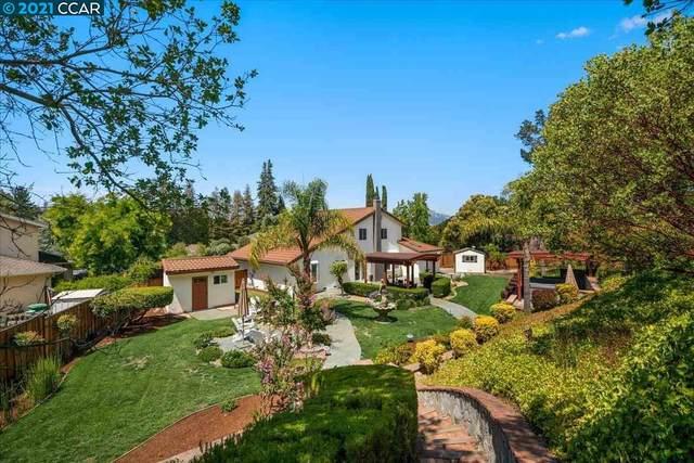 531 Bagado Court, San Ramon, CA 94583 (#40960807) :: Realty World Property Network
