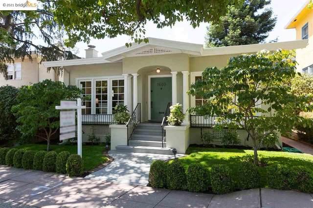 1609 Grand Ave, Piedmont, CA 94611 (#40960825) :: Sereno