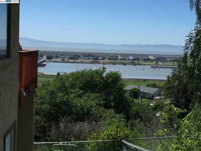 25 Burnham St, Vallejo, CA 94590 (#40960830) :: Realty World Property Network