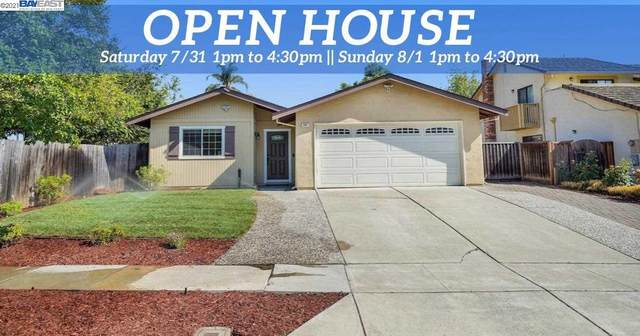 201 Hackamore Ln, Fremont, CA 94539 (#40960861) :: Realty World Property Network