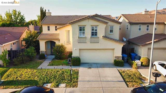 35 Pienza Dr, American Canyon, CA 94503 (#40960865) :: Realty World Property Network