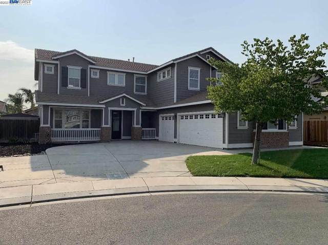 5613 Arnerich Ct, Riverbank, CA 95367 (#40960873) :: Realty World Property Network