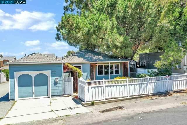 1320 Veale Ave, Martinez, CA 94553 (#40960874) :: Realty World Property Network