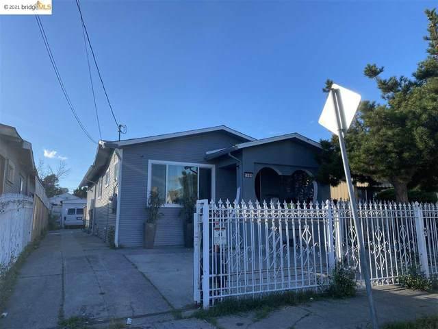 1649 72nd Ave, Oakland, CA 94621 (#40960890) :: MPT Property