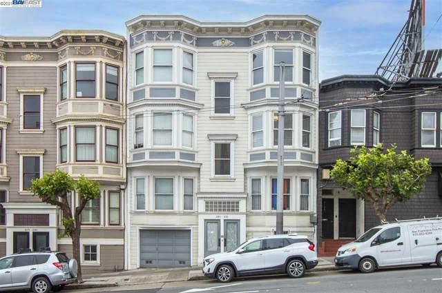 3191 California Street, San Francisco, CA 94115 (#40960899) :: Realty World Property Network
